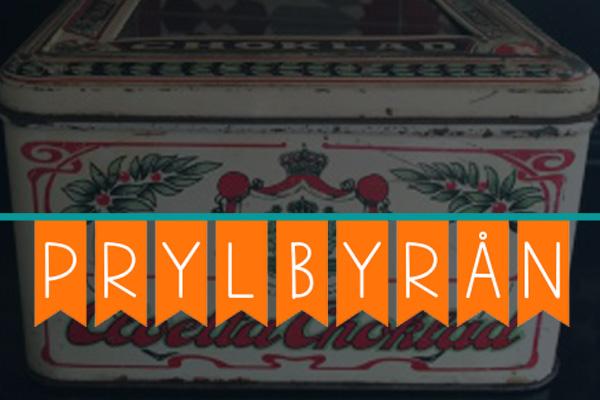 Kuriosabutiken Prylbyrån Flyttar In På Svabesholm!
