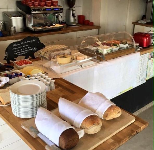 Frukost Svabesholm