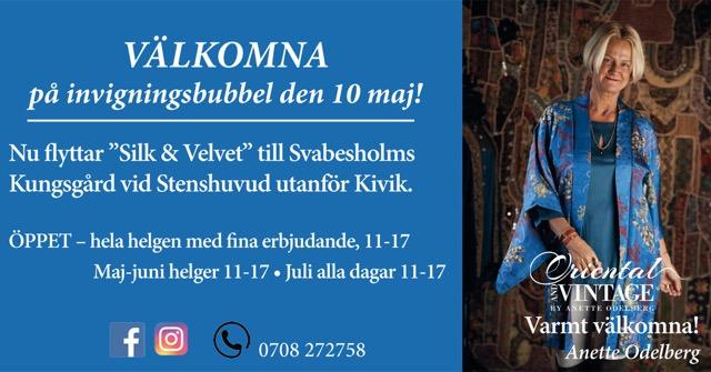Invigning Av Ny Butik På Svabesholm!