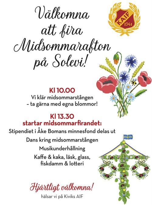MIDSOMMAR Solevi 500