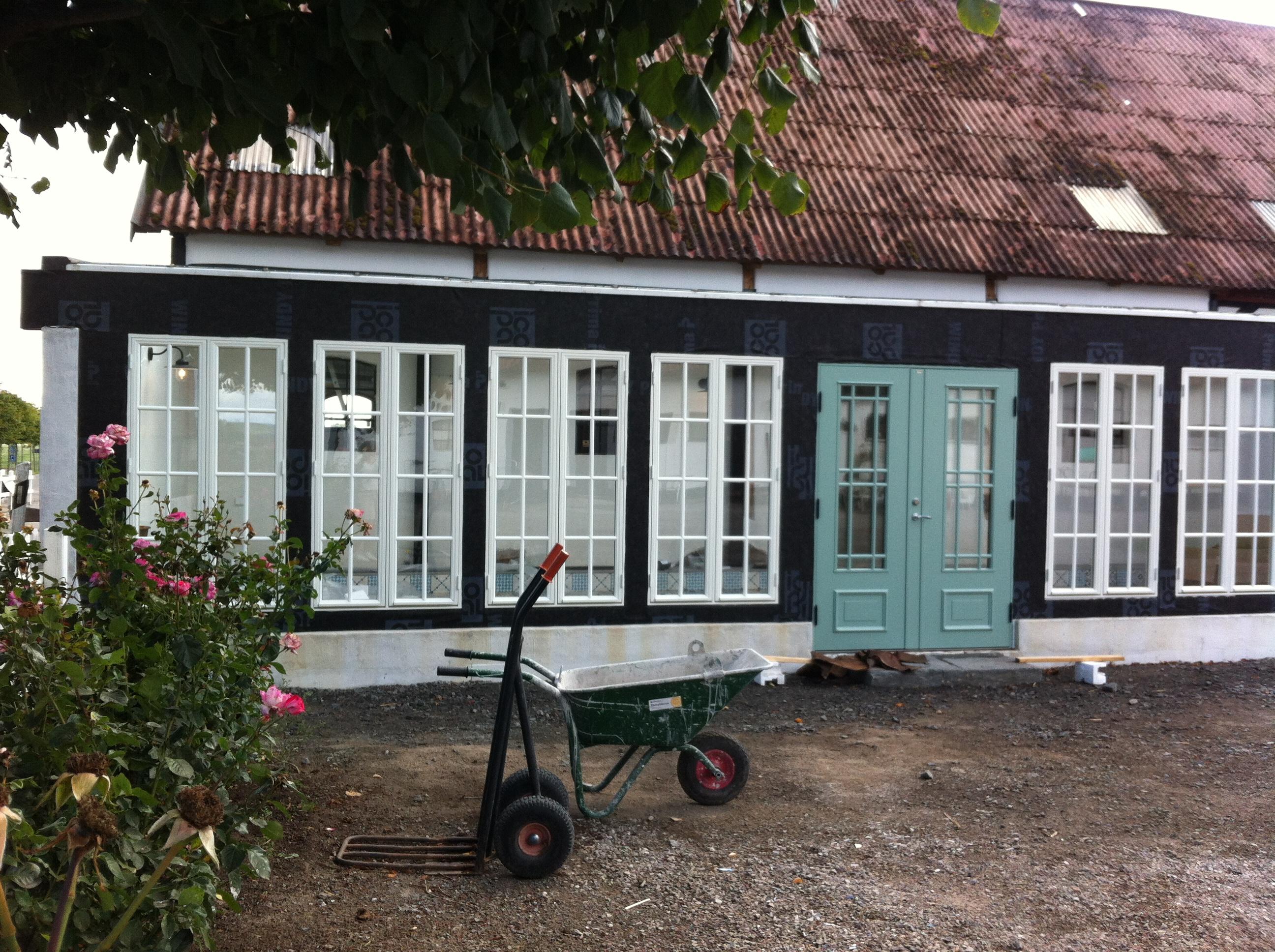 Apotekarns Butik & Trädgård På Svabesholm!