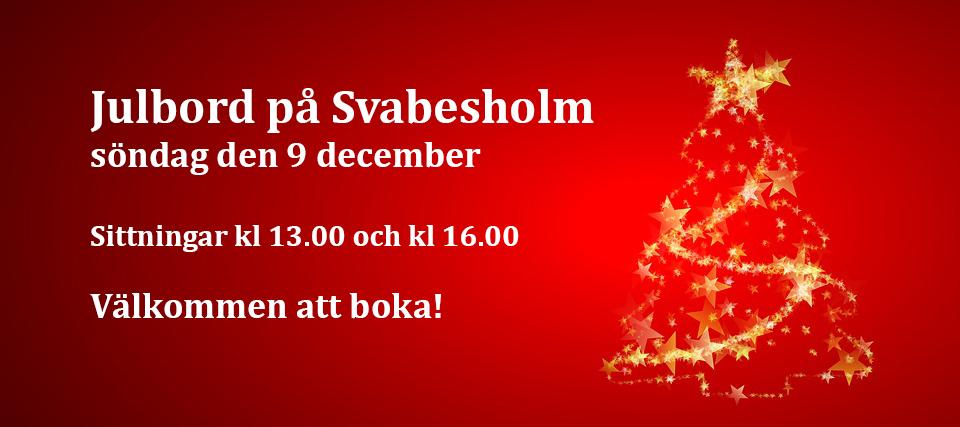 Julbord M Julgran Söndag 9