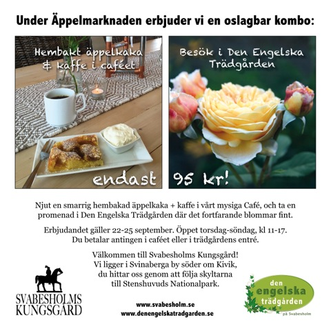 Annons Appelmarkn